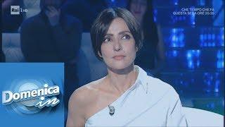"""Ambra Angiolini: """"io E Il Mio Maestro Gianni Boncompagni"""" - Domenica In 28/04/2019"""