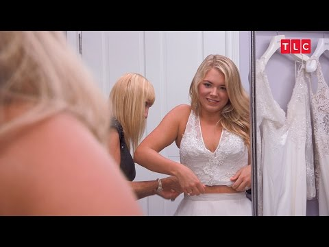 "Will This Bride Be Stuck With A ""Grandma Dress"" For Her Wedding? 