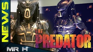 New Design REVEALED For The Predator 2018 At CineEurope