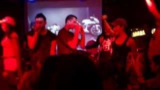Blaya dub Playa - Nimfo (KC GRAD 27.12.2013)