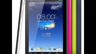 Asus Memo Pad HD7 8 GB Hard Reset and Forgot Password Recovery, Factory Reset
