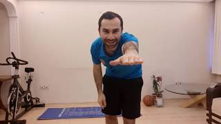 Patika Anaokulu Jimnastik Dersi 26.03.2020