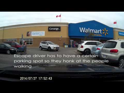 Bad Drivers Special: Canada Trip (Collingwood, ON and the Drive Back)
