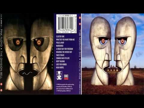 Pink Floyd - The Division Bell Album Discography
