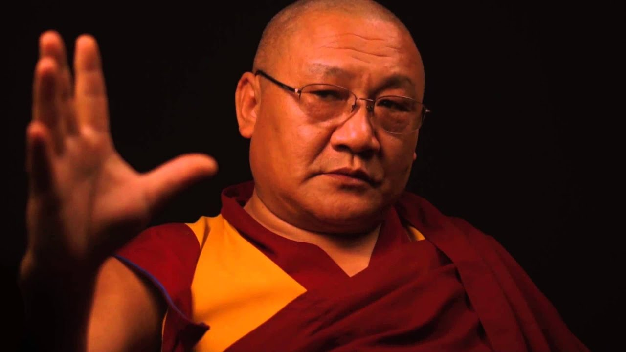 Thupten Phelgye COMPASSION FOR ALL a talk with Venerable Dr Geshe Thupten Phelgye