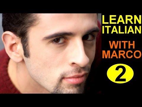 Learn Italian - Italian Phrases 1 Italian Course
