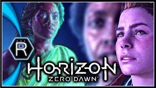 Horizon Zero Dawn - GAIA & HADES + The Forgotten Side Quest