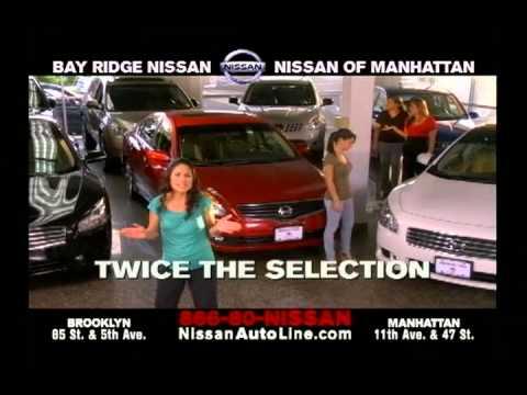 Think Twice Bay Ridge Nissan And Nissan Of Manhattan