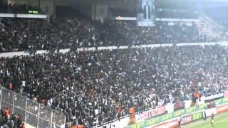 Beşiktaş - Dinamo Kiev l Kapalı Bir Derdim Var l