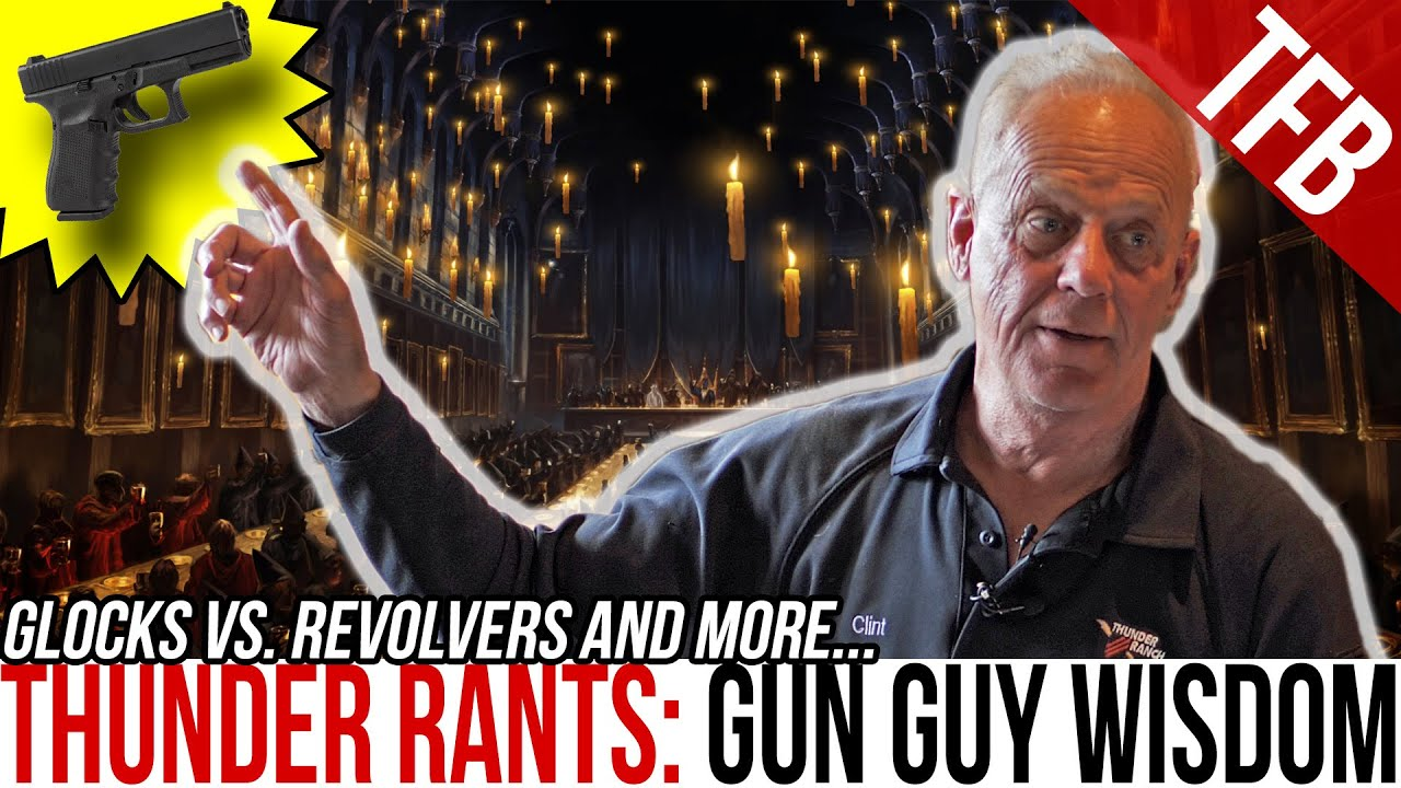Thunder Rants! Episode 2: More Gun Knowledge from Clint Smith