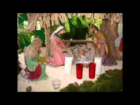 Guam. Nochebuena Noche Santa. Spanish-Chamorro Christmas carol