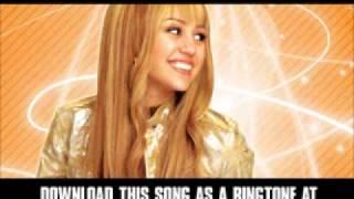 Hannah Montana - Supergirl ( Instrumental Version ) [ New Video + Download ]