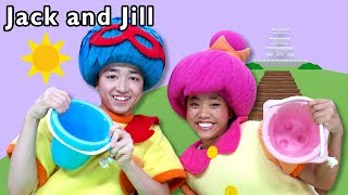 Jack and Jill + More | Mother Goose Club Nursery Rhymes