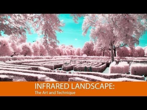 Infrared Landscape The Art and Technique with Laurie Klein
