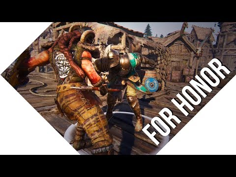 FOR HONOR (PC) - Survive the Gank or Die Trying (4v4 Tips)