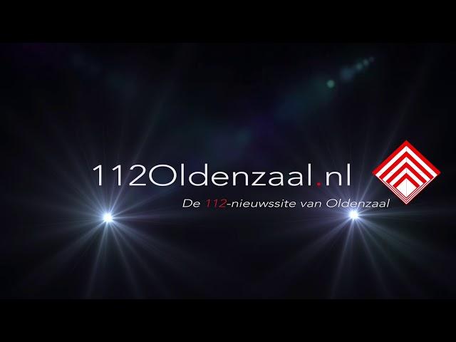 Uitslaande brand bij woning in Oldenzaal