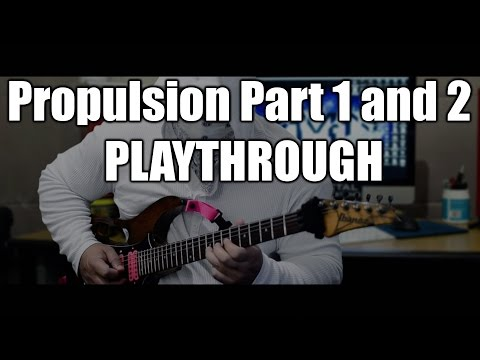 Richie Allan - Propulsion Playthrough