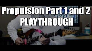 Richie Allan - Propulsion Playthrough