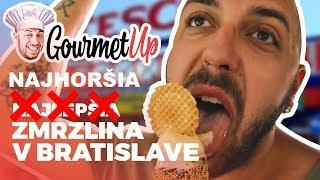 Najhoršia zmrzlina v Bratislave  | Gourmet UP