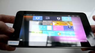 Cube U30gt MINI видеообзор планшета 7