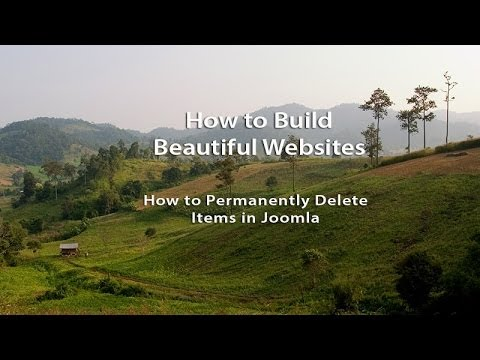 How To Build Beautiful Websites With Joomla And Rocket Theme Templates - Part 6