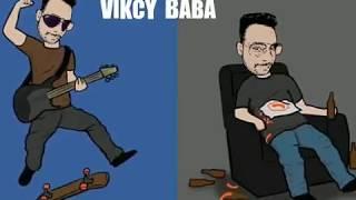 RED ROSE /love song / FT.VIKCY BABA/PRIYA