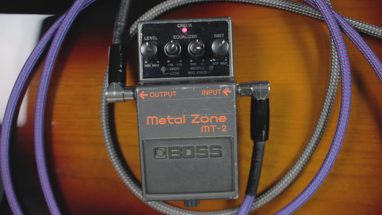 Metal Zone - You're Using It Wrong - Roland Australia