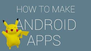 видео Как сделать приложение или игру для андроид