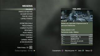 Mw3 All Missions Special Ops Veteran Solo Yovax66 05-2015