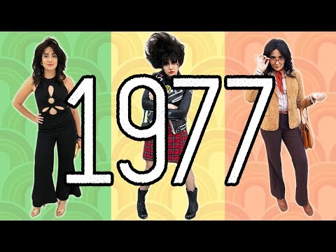 Thumbnail: I Dressed Like It Was 1977