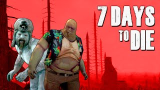 1 DAY TO DIE ★ 7 Days to Die (10) - Zombie Games