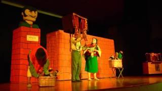 Festival de Títeres con Bombos y Platillos
