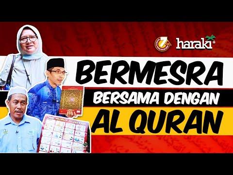 Mari Bermesra Bersama AL-Quran, Matang Mangrove