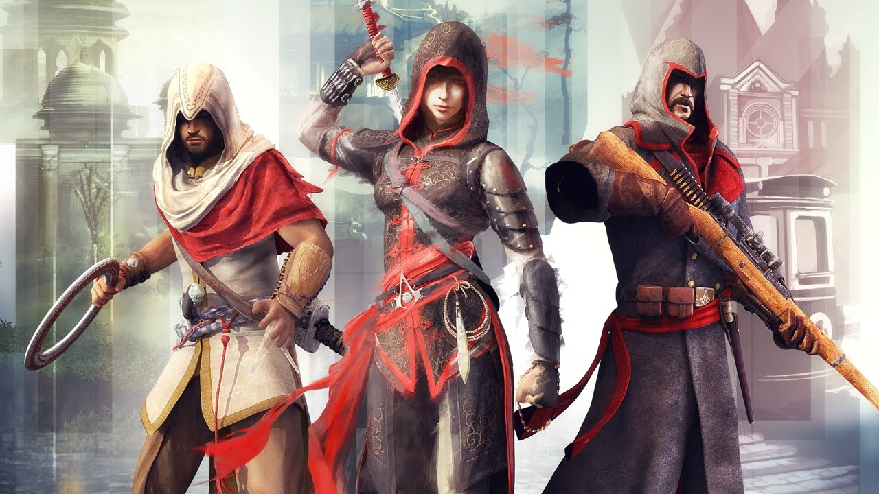 Assassin S Creed Chronicles 10 Minutes Of Gameplay Youtube
