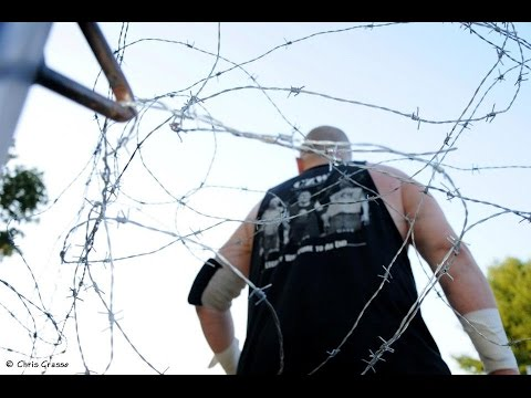 """Bleeding Black & Yellow"" The Ultraviolent Dream: A Matt Tremont Documentary 2015 CZW Pro Wrestling"