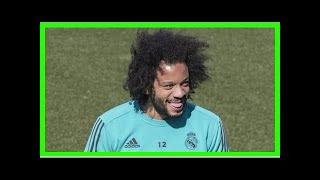 Noticias de última hora   Marcelo hace su 11 ideal sin Casillas: Modric, Zidane, Neymar...