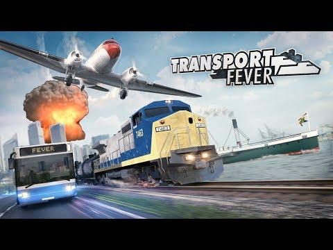 Transport Fever (Ep. 051: Through the War)