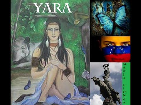 DIOSA Y REINA MARIA LIONZA * YARA *