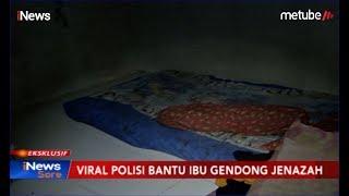 [EKSKLUSIF] Nenek Gendong Jenazah Cucu Viral, Begini Kondisi Rumahnya - iNews Sore 18/09