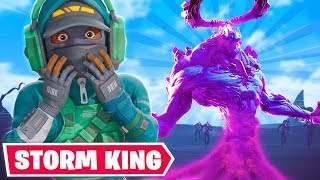 NEW *INSANE* FORTNITE BOSS! (epic)