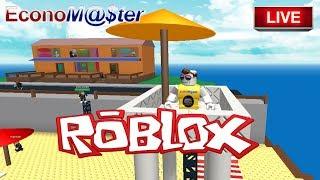 Roblox-match divertente in vari giochi