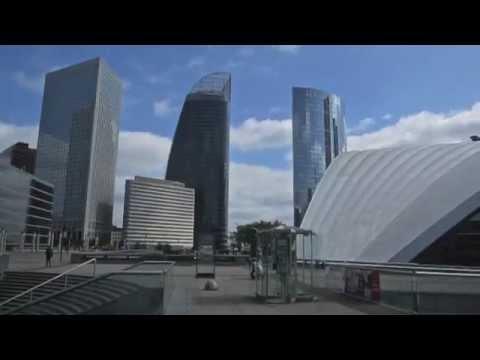 Paris 2012 La Défense et Paris City