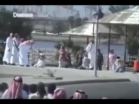 Beheading Video in Saudi Arabia Leaked streaming vf