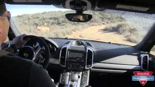 2013 Porsche Cayenne GTS Off-road Review