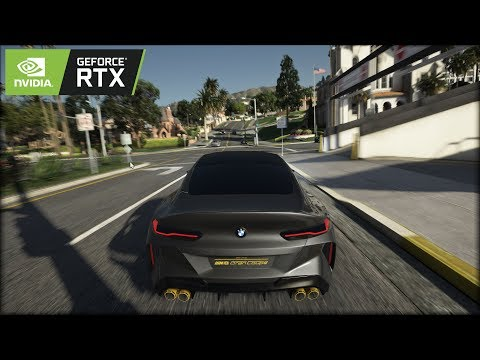 ▻ GTA V 8k Resolution ✪ BMW M8 Gran Coupé - BRUTAL Sound