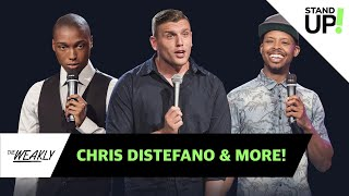 Hometown Talk With Chris DiStefano, Dino Archie and More! | The Weakly | Laugh Out Loud Network
