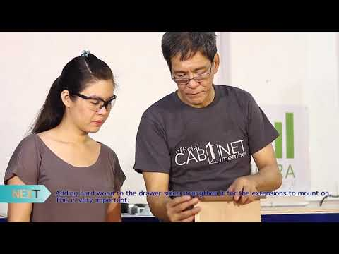 On-line Woodworking Class #2 Constructing the Bosch Lboxx Caddy