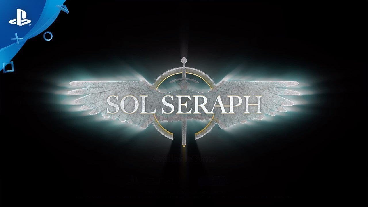 SolSeraph - Launch Trailer | PS4
