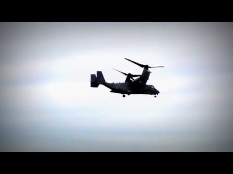 CV-22B 71st Special Operations Squadron Takeoff