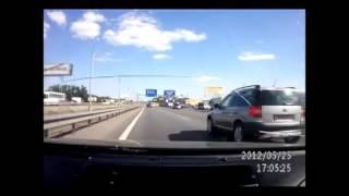 Crash car accident Баран купил машину(, 2012-05-28T06:48:28.000Z)